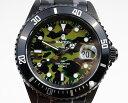 【新品】A BATHING APE/ア・ベイシング・エイプ Bapex T001シリーズ Rolex/ロレックス Submariner/サブマリーナー タイプ 40mm 自動巻き 腕時計#33793
