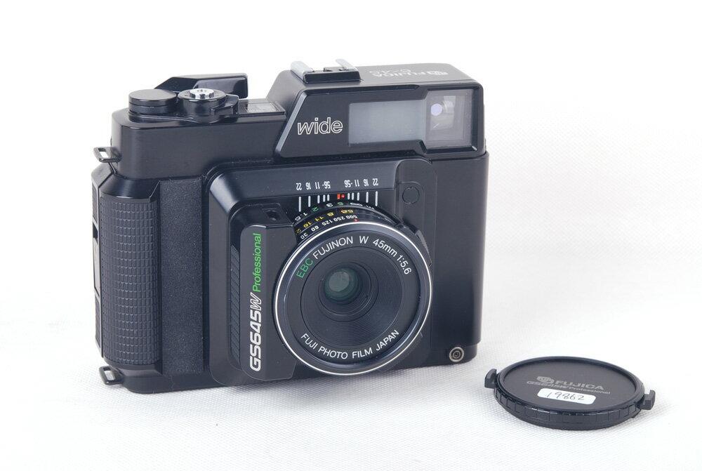 フィルムカメラ, フィルム一眼レフカメラ Fujica GS645W professional wide EBC FUJINON W 45mm F5.6jp19862