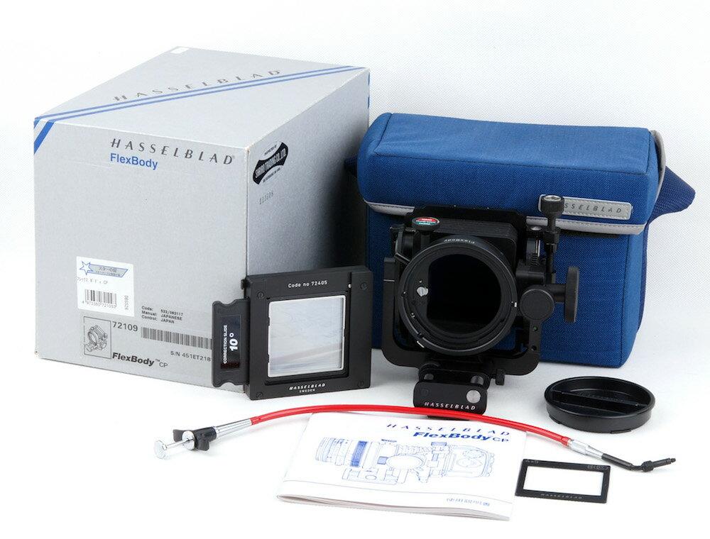 フィルムカメラ, フィルム一眼レフカメラ Hasselblad CP 72109 Flexbodyjp23387