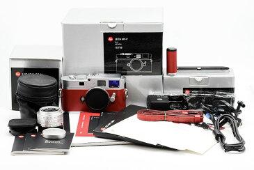 【新同品】Leica/ライカ M9P レッド限定版 28/2.8 ASPH付き カメラ#HK7744