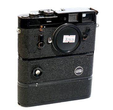 leica/ライカ M4 MOT ブラックペイントモーター付き #31424