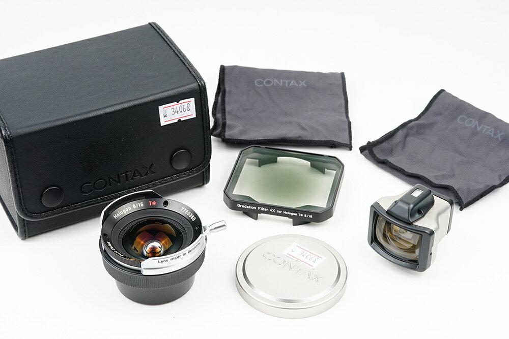カメラ・ビデオカメラ・光学機器, カメラ用交換レンズ Contax Hologon G 168 34068