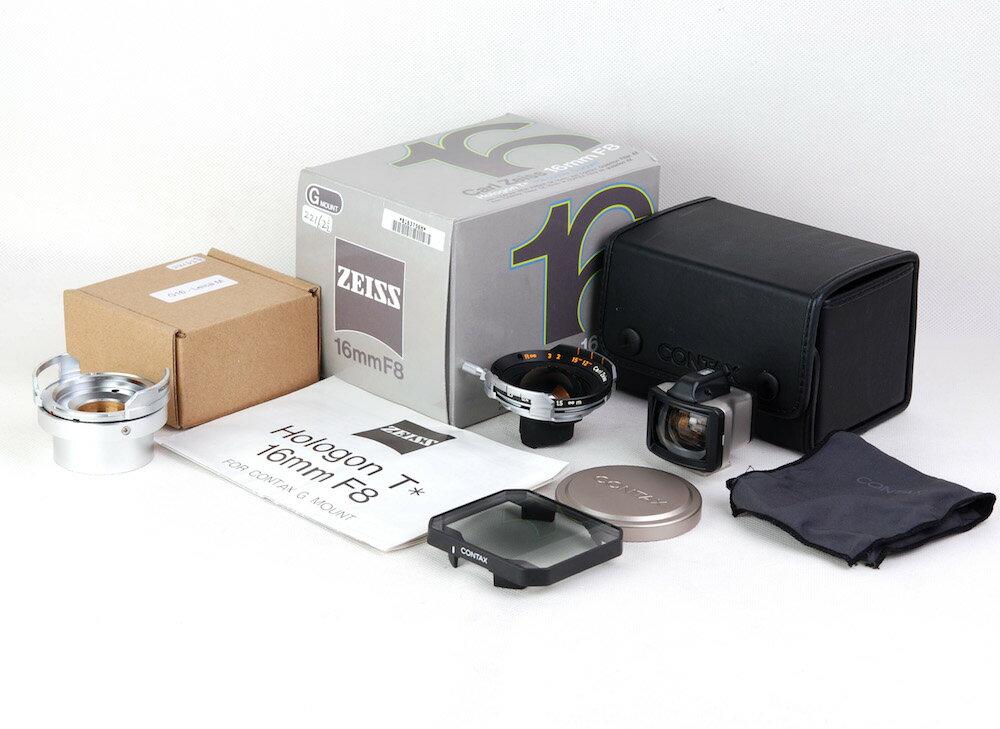 カメラ・ビデオカメラ・光学機器, カメラ用交換レンズ Contax Zeiss Hologon T 168 G G1G2Leica M HK8394
