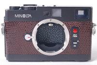 【コレクション品】Minolta/ミノルタCLE+40/2+28/2.8+90/43つレンズ付きleicaMマウントZSZ50周年限定版豪華セット#jp19351