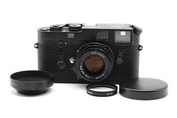 [大珍品]ライカLeica KE-7Aカメラ Elcan 50/2軍用レンズ付き セット #HK7783