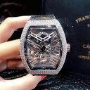 【全新】FRANCK MULLER/フランク・ミュラーV45 S6 SQT D OG 腕時計 #FM720