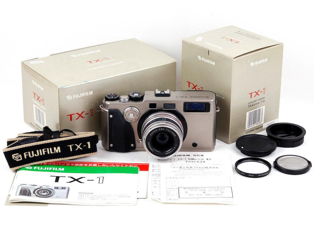 フィルムカメラ, レンズ付フイルム Fujifilm TX-1 Fujinon 45mm F4 XPAN jp22077