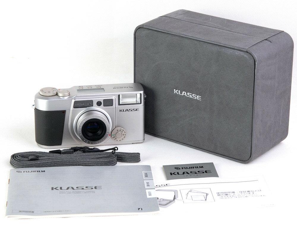 フィルムカメラ, レンズ付フイルム Fujifilm Klasse 38mm F2.6 jp22221