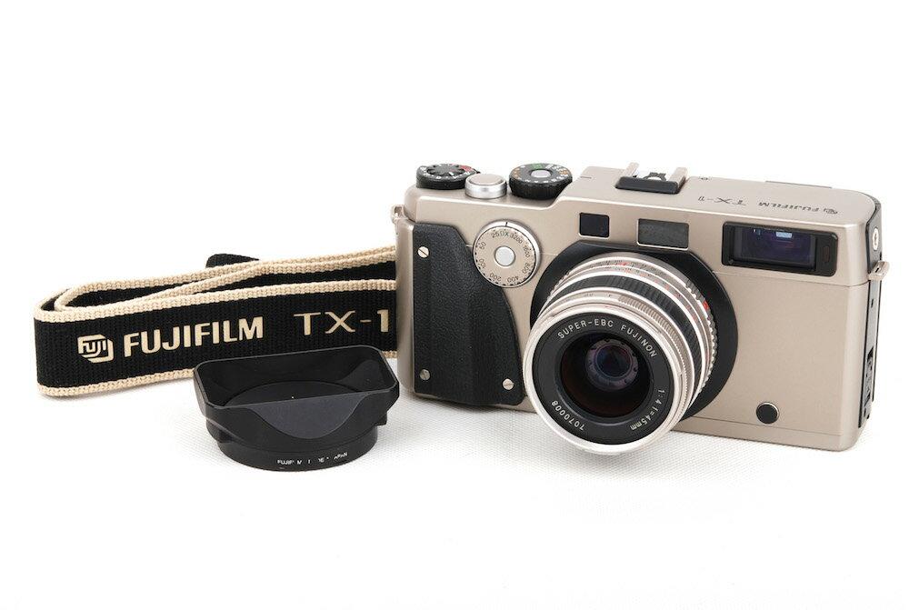 フィルムカメラ, レンズ付フイルム Fujifilm TX-1 Fujinon 45mm F4 XPANHK8598