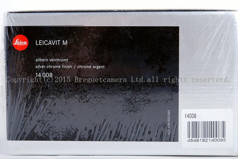 【新品】LEICA/ライカ Leicavit M 14008 シルバーフィルムプロセサー MP/M6/M7などフィルムカメラに適用#jp15978