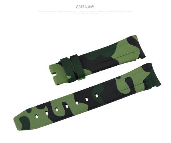 Rolex/ロレックスDaytona/デイトナ116520116523116500116503適用VAGENARIラバーストラッ