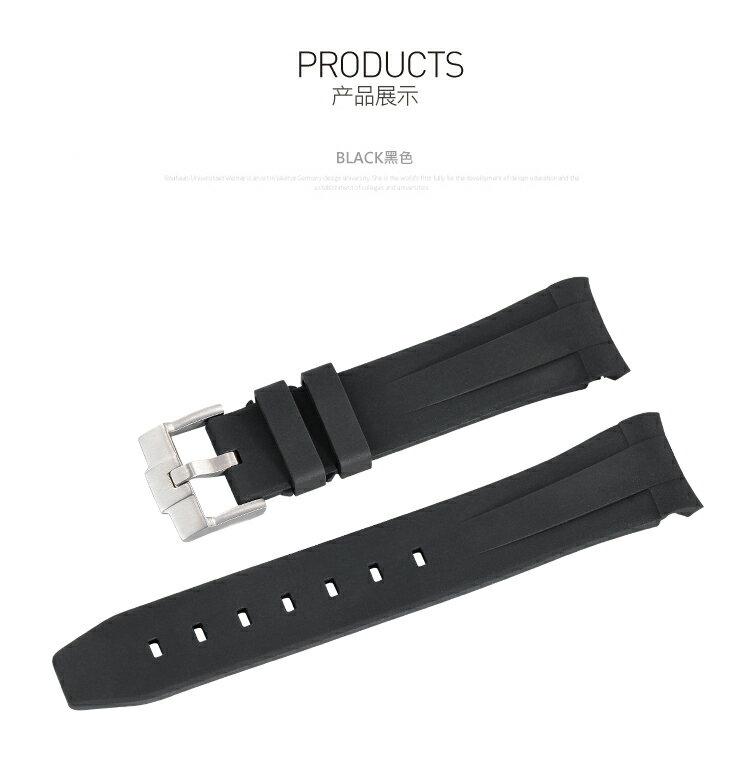 腕時計用アクセサリー, 腕時計用ベルト・バンド Rolex Daytona 116520116523116500116503 VAGENARI
