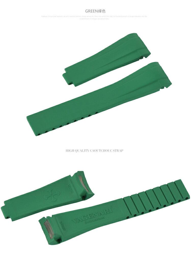 腕時計用アクセサリー, 腕時計用ベルト・バンド Rolex Daytona 116508 VAGENARI