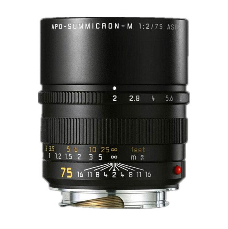 カメラ・ビデオカメラ・光学機器, カメラ用交換レンズ  leica -M 75mm F2 ASPH 11637 HK11637