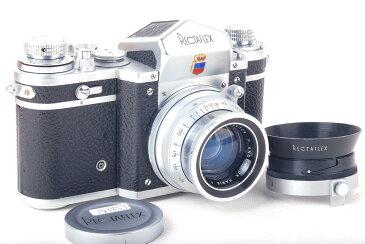 Rectaflex カメラ +アンジェニューP.ANGENIEUX PARIS 50mm f1.8 type S1