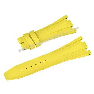 爱彼Royal Oak Offshore AP 42mm 26170 26470 Vagenari Rubber Strap / Belt Eero