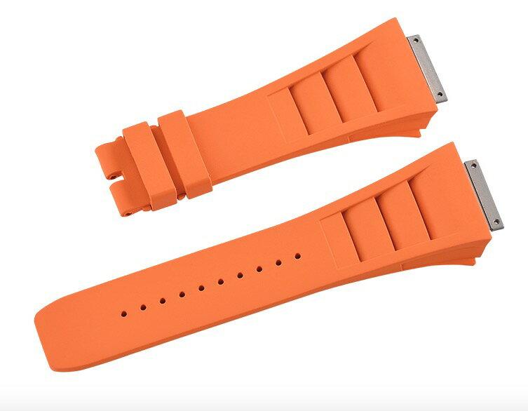 腕時計用アクセサリー, 腕時計用ベルト・バンド Richard Mille RM030 RM035 RM055 Vagenari