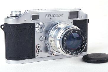 """名機Ilford Witness+Dallmeyer super-six 2"""" 50mm f1.9 Leica COPY"""
