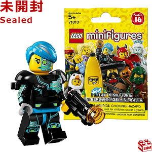 レゴ ミニフィギュア シリーズ16 サイボーグ |LEGO Minifigures Series16 Cyborg 【71013-3】
