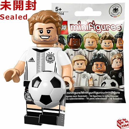 ブロック, セット  20LEGO Minifigure DFB Series Christoph Kramer 71014-14