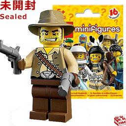 レゴ ミニフィギュア シリーズ1 カウボーイ LEGO Minifigures Series1 Cowboy 【8683-16】