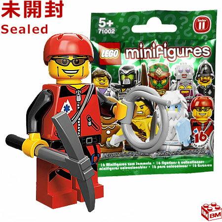 LEGO 71002 Minifigures Series 11 Mountain Climber