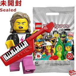 レゴ ミニフィギュア シリーズ20 80年代のミュージシャン LEGO Minifigures Series20 80s Musician【71027-14】