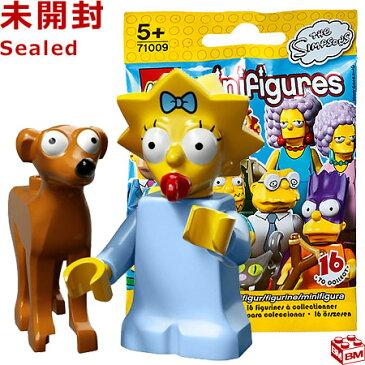 レゴ ミニフィギュア ザ・シンプソンズ シリーズ2 マギーとサンタズ・リトル・ヘルパー|LEGO Minifigures The Simpsons Series2 Maggie and Santa?s Little Helper 【71009-4】