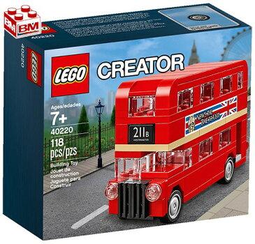 レゴ クリエーター ミニ ロンドンバス│LEGO Creator Mini London Bus 【40220】