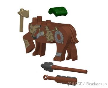 レゴ カスタム パーツ ミニフィグ ケンタウルス セット スカウト | lego ミニフィギュア 人形 ファンタジー 武器 装備