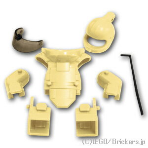 レゴ カスタムパーツ 爆発物処理班セット [ Tan / タン ] | lego ミニフィギュア 人形 ファンタジー 武器 装備