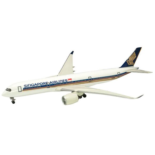 世界のエアライン シンガポール航空 シンガポール航空 AIRBUS 350-900 1/500 | エフトイズコンフェクト エフトイズ f-トys エフトイズ・コンフェクト 食玩