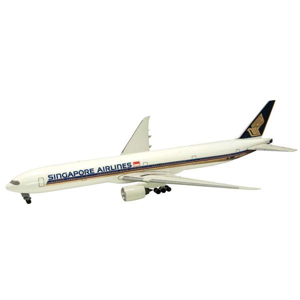 世界のエアライン シンガポール航空 シンガポール航空 BOEING 777-300ER 1/500 | エフトイズコンフェクト エフトイズ f-トys エフトイズ・コンフェクト 食玩