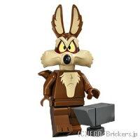 レゴルーニー・テューンズミニフィグワイリー・コヨーテ|LEGO純正品のフィギュア人形ミニフィギュア