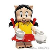レゴルーニー・テューンズミニフィグペチュニア・ピッグ|LEGO純正品のフィギュア人形ミニフィギュア