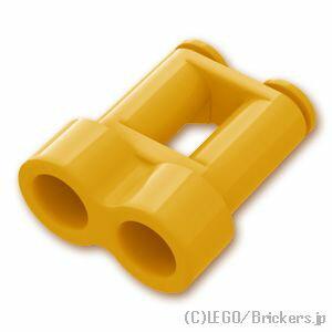 レゴ ミニフィグ パーツ 双眼鏡 [ Pearl Gold / パールゴールド ] | lego 部品 ミニフィギュア