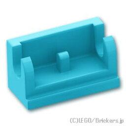 レゴ パーツ ヒンジベース 1 x 2 [ Md,Azure / ミディアムアズール ]   LEGO純正品の バラ 売り