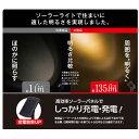 【送料無料】タカショー ホームEXアップライトソーラー 約135lm LGS-EX03S 3