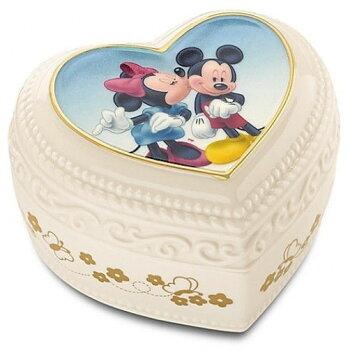 ミッキー&ミニー宝石箱