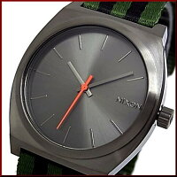 【NIXON/ニクソン】TIMETELLER/タイムテラーボーイズ腕時計サープラス/ブラックナイロン【2012年SUMMER新作】【送料無料】A045-1151【_包装選択】
