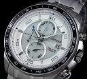 CITIZEN/Chronograph【シチズン/クロノグラフ】チタンモデル メンズ ソーラー腕時計...