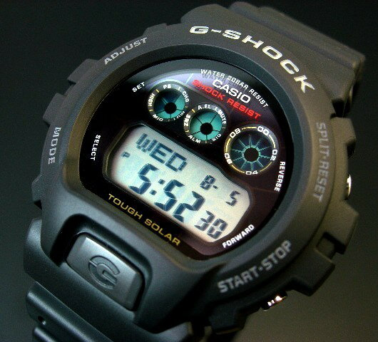 腕時計, メンズ腕時計 CASIOG-SHOCKG G-6900-1