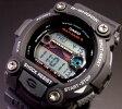 CASIO/カシオ【G-SHOCK/Gショック】メンズソーラー電波腕時計タイドグラフ・ムーンデータ搭載ブラックGW-7900-1海外モデル
