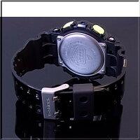 CASIO/G-SHOCK/Baby-G【カシオ/Gショック/ベビーG】ペアウォッチアナデジ腕時計ブラック(国内正規品)GA-110B-1A3JF/BA-112-1AJF