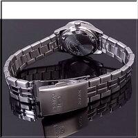 SEIKO/SEIKO5Dress【セイコーファイブドレス】自動巻レディース腕時計JAPANMADEメタルベルトブラック文字盤SYMH63J1海外モデル【_包装選択】