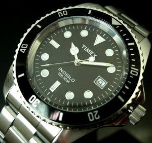 スマート&スポーティ系!TIMEX【タイメックス】メンズ腕時計 日本限定 クラシックアナログモデ...