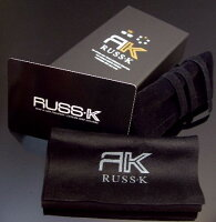RUSS-K/Silveraccessory【ラス-ケイ/シルバーアクセ】3連リングトップネックレス【送料無料】RK230N【楽ギフ_包装選択】(国内正規品)