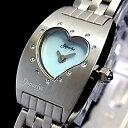 Geparlys【ジェパーリー】レディース腕時計 ブルー文字盤 メタルベルト【送料無料】GP602SLB