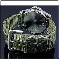 SEIKO/セイコー【ソーラー時計】メンズ腕時計モスグリーンナイロンベルトブラック文字盤SNE095P2海外モデル【楽ギフ_包装選択】【YDKG-k】SBPX025