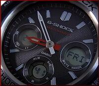 CASIO/G-SHOCK/Baby-G【カシオ/Gショック/ベビーG】ペアウォッチソーラー電波腕時計ブラック(国内正規品)AWG-M100-1AJF/BGA-1110GR-1BJF
